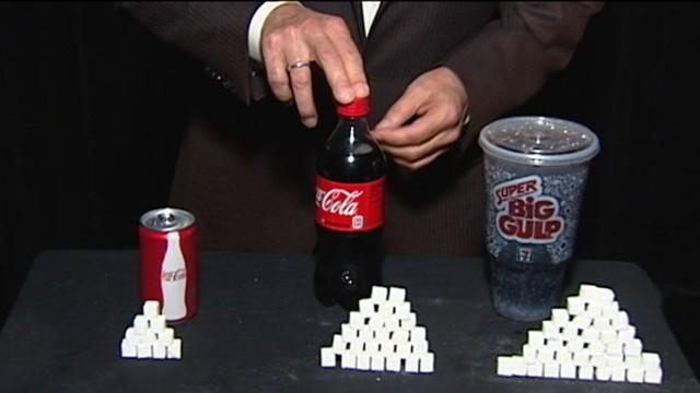 Soda Giant Coca-Cola Steps into Obesity Debate