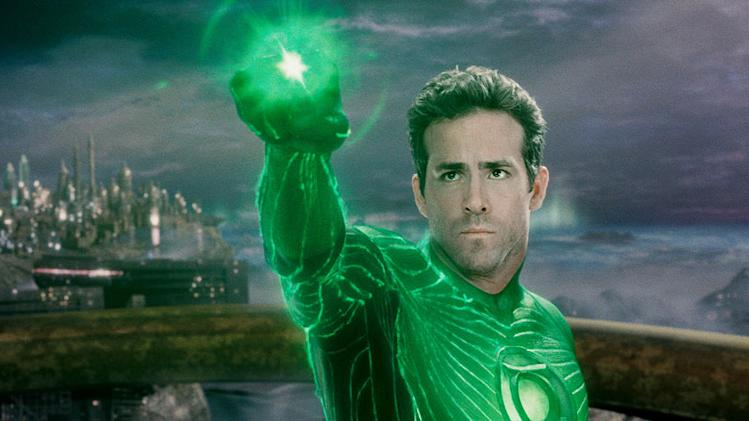 Five FIlm Facts Green Lantern