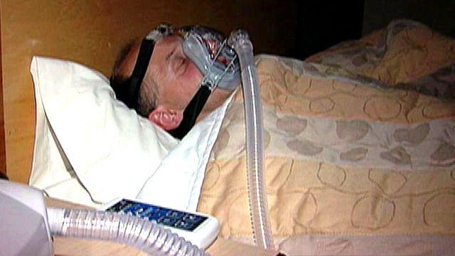 Can sleep apnea treatment also ease depression?