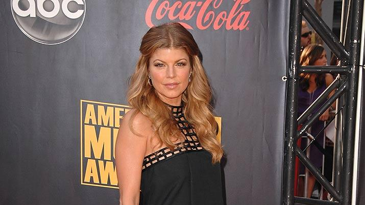Fergie AMA Awards