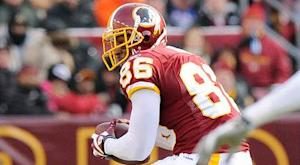 Redskins TE Davis out for the season with Achilles injury