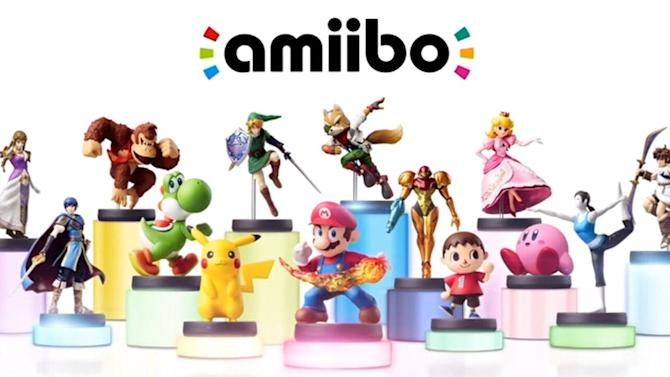 NINTENDO IS TRYING TO BRING BACK ACTION FIGURES