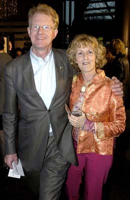 Ed Begley Jr. and Karen Murphy at the Hollywood premiere of Warner Bros. A Mighty Wind