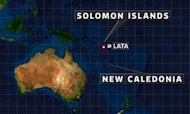 'Several Dead' After Solomon Islands Quake