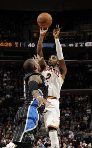 Cavs send Magic to 12th straight loss