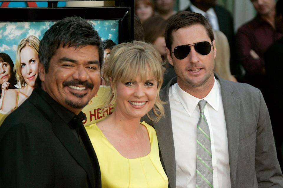 Henry Poole Is Here Premiere 2008 George Lopez Radha Mitchell Luke Wilson