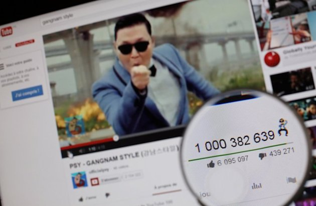 "Google said the YouTube page showcasing the ""Gangnam Style"" video by South Korean rapper Psy has reaped more than $8 million in ad revenue"