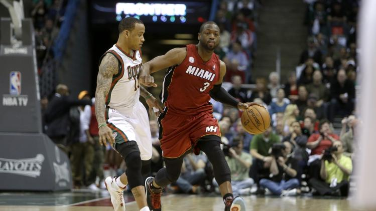 Miami Heat v Milwaukee Bucks - Game Three