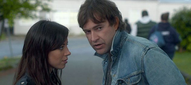 Aubrey Plaza and Mark Duplass star in Safety Not Guaranteed