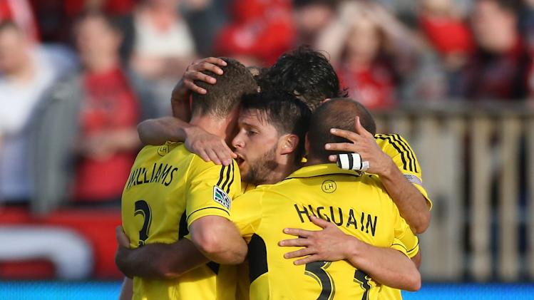 MLS: Columbus Crew at Toronto FC