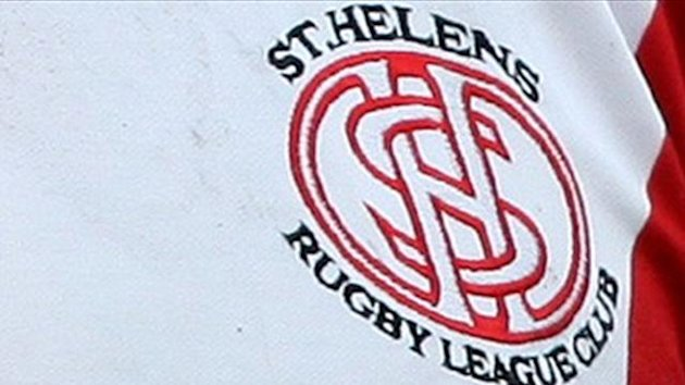 St Helens logo rugby league
