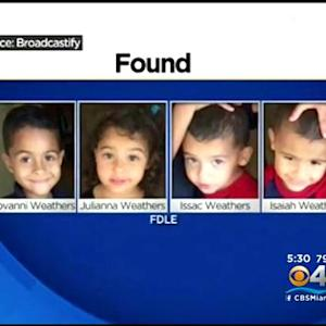 4 Hollywood Kids Taken By Father To Remain In DCF Custody
