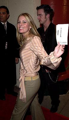 Nicole Eggert at the Westwood premiere of Dimension's Get Over It
