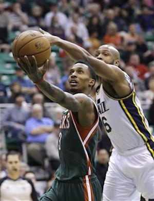 Utah big men lead Jazz to 100-86 win over Bucks