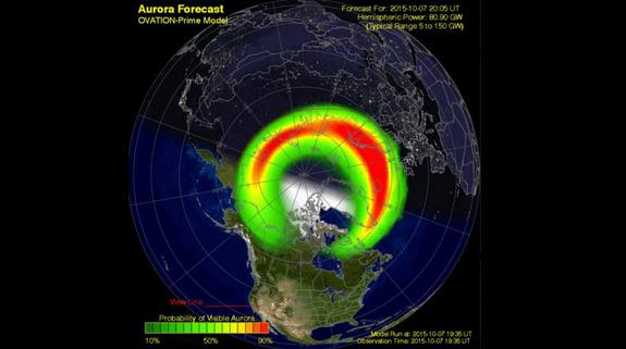 Supercharged Auroras May Be Visible Across Northern US Tonight