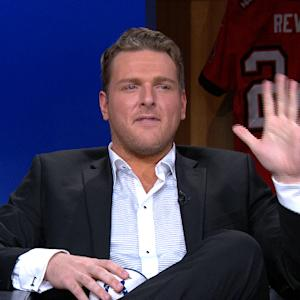 Pat McAfee announces he's staying in Indy