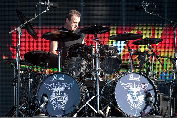 Bon Jovi Drummer Goes Under the Knife Again