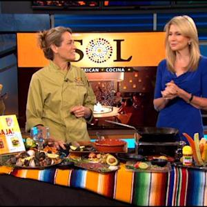 Create Baja-Inspired Dishes At Home From SOL Mexican Cocina Head Chef Deb Schneider