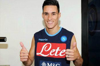 Callejon issues message of thanks to Real Madrid