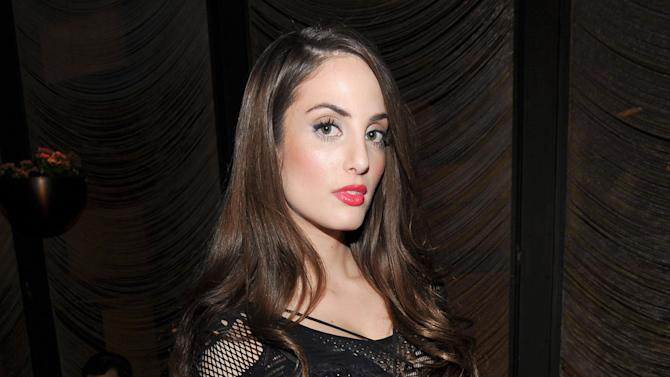 FILE - This March 14, 2013 file photo shows singer Alexa Ray Joel, daughter of Billy Joel and Christie Brinkley, at The New York Observer's 25th anniversary party in New York. The Cafe Carlyle said Tuesday, March 4, 2014, that Alexa Ray Joel will perform at the legendary spot from April 1-12. (Photo by Evan Agostini/Invision/AP, File)