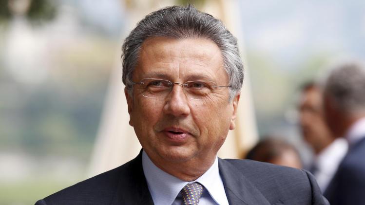 Finmeccanica CEO arrested in corruption probe