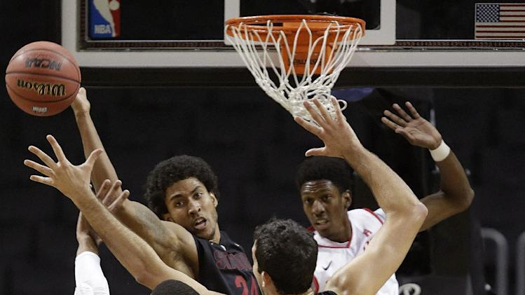 Stanford beats Houston 86-76