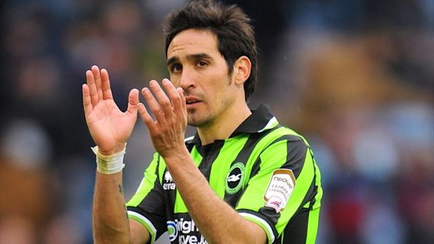 Brighton winger Vicente (PA Photos)