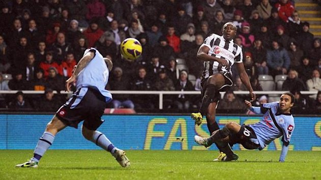 Shola Ameobi Newcastle United