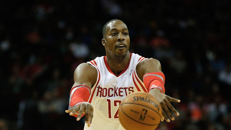 Houston gets 4th straight win, 114-95 over Nets