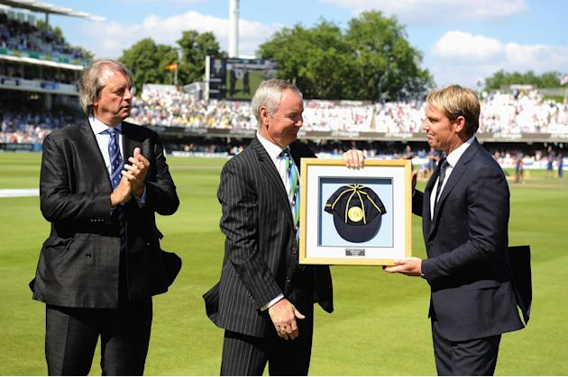 Shane Warne Awarded Entry Into ICC Hall of Fame
