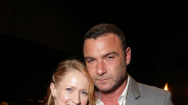 Paula Malcomson and Liev Schreiber pictured at SHOWTIME and Time Warner Cable's 'Ray Donovan' Season 2 premiere on Wednesday, July 9 at Regal Malibu Twin Theater in Malibu, Calif. (Photo by Eric Charbonneau/Invision for Showtime/AP Images)