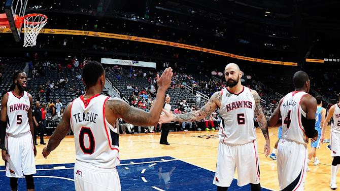 Millsap, Teague help Hawks rally past Denver 97-92