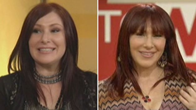 "Tiffany before and after her ""WNTW"" makeover"