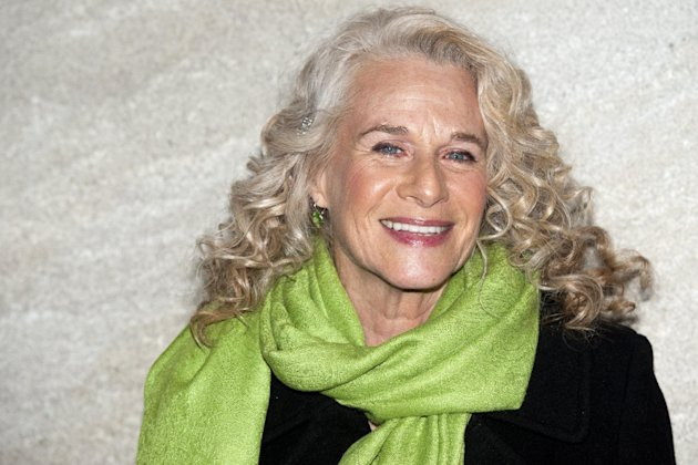 FILE - In this Nov. 30, 2011 file photo, musician Carole King attends the Rockefeller Center Christmas tree lighting in New York. Producers announced Friday, March 15, 2013 that they plan to take Beautiful: The Carole King Musical to Broadway by spring 2014. (AP Photo/Charles Sykes, File)
