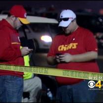 Police Investigating How A Man Died At Broncos/Chiefs Game