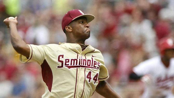 Heisman winner Winston begins baseball season