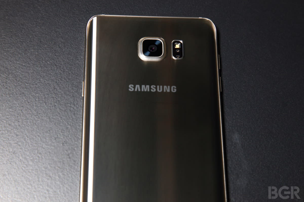 Galaxy Note 5 & Galaxy S6 edge+: In-depth video review of two great flagship cameras