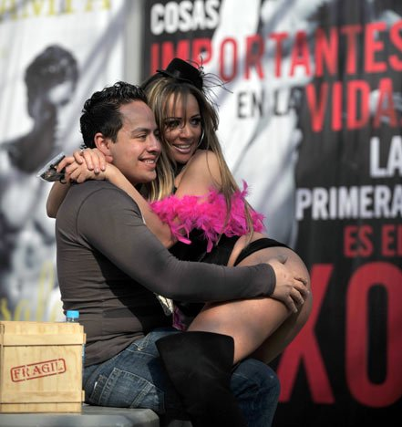 Gallery View:Scenes from Mexico City's Annual Sex Expo