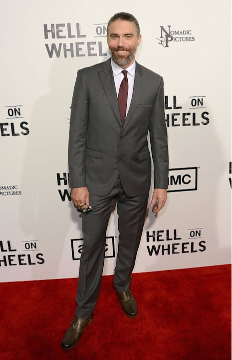 Screening Of AMC's &quot;Hell On Wheels&quot; 2nd Season - Arrivals