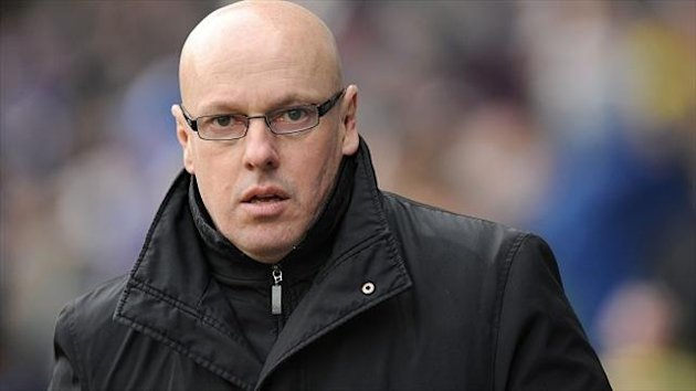 Brian McDermott is enjoying that winning feeling at Leeds