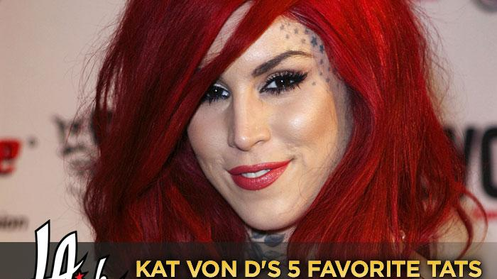 LA Ink Celeb Tattoos