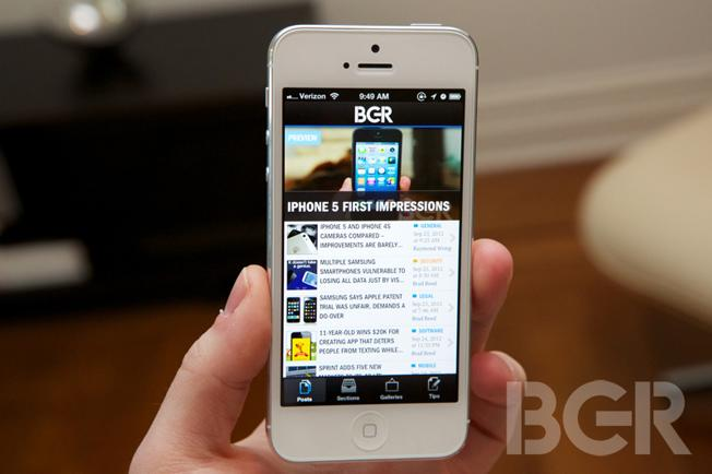 Record iPhone 5 sales could be short-lived as RBC slashes Q4 estimates