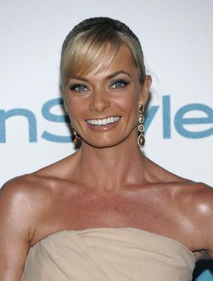 FILE - In this Aug. 10, 2011 file photo, actress Jaime Pressly arrives at the InStyle Summer Soiree in West Hollywood, Calif. Pressly through her attorney pleaded no contest Thursday, Aug. 25, to drunken driving and was ordered to spend three years on probation and do a 6-month alcohol education program. (AP Photo/Dan Steinberg, file)