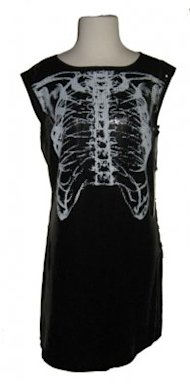 Rodarte for Target ribcage dress