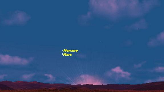 Best Chance to See Elusive Planet Mercury Is Now
