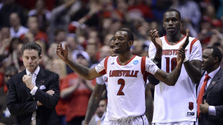 NCAA Basketball: NCAA Tournament-Duke vs Louisville