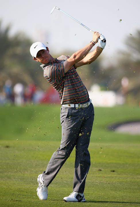 Abu Dhabi HSBC Golf Championship - Previews