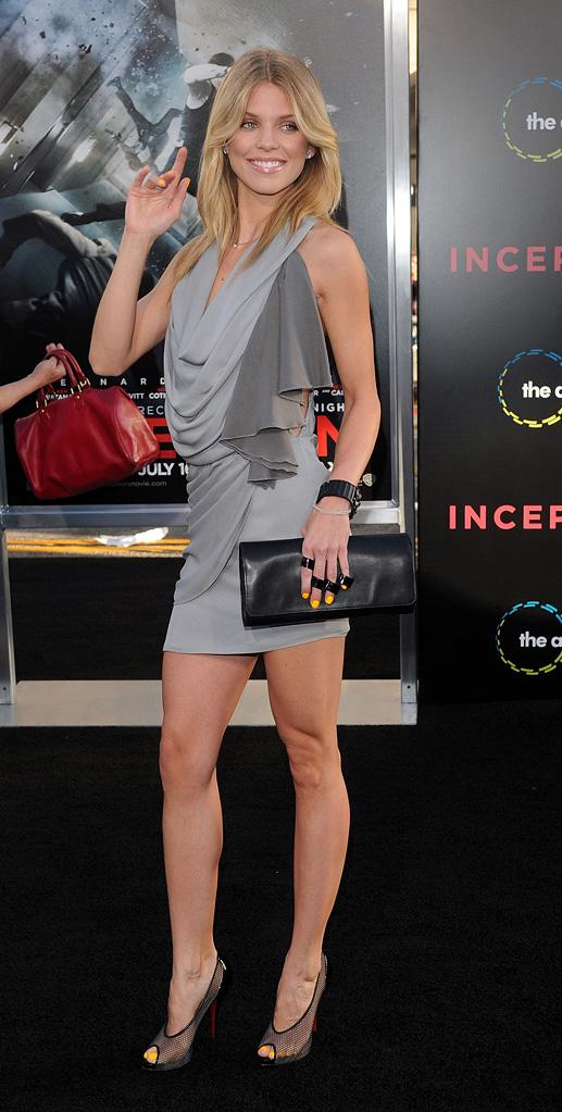 Inception LA premiere 2010 AnnaLynne McCord
