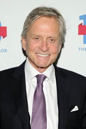 Michael Douglas attends One Centennial Sensation at Hudson Theatre on June 3, 2013 in New York City -- Getty Images