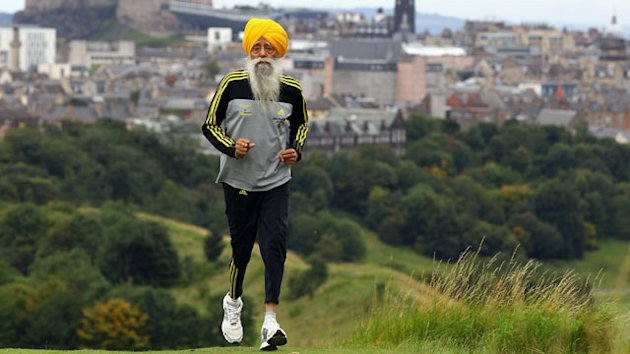 World's Oldest Marathoner to Retire (ABC News)